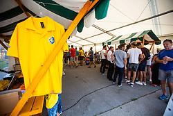 during football match between NK Triglav and NK Bravo in 8th Round of Prva liga Telekom Slovenije 2019/20, on August 30, 2019 in Sport park ZAK, Ljubljana, Slovenia. Photo by Grega Valancic / Sportida