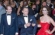 "BERENICE MARLOHE, DANIEL CRAIG AND RALPH FIENNES.attend the World Premiere of the twenty-third 007 adventure, ""Skyfall"", Royal Albert Hall, London_23/10/2012.Mandatory Credit Photo: ©Butler/NEWSPIX INTERNATIONAL..**ALL FEES PAYABLE TO: ""NEWSPIX INTERNATIONAL""**..IMMEDIATE CONFIRMATION OF USAGE REQUIRED:.Newspix International, 31 Chinnery Hill, Bishop's Stortford, ENGLAND CM23 3PS.Tel:+441279 324672  ; Fax: +441279656877.Mobile:  07775681153.e-mail: info@newspixinternational.co.uk"