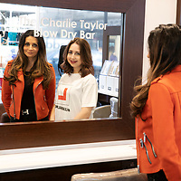 Developing Young Workforce…<br />Charlie Taylor Hair Salon<br />for further info contact Alison Lowson at Volpa on 01738 700142 or a.lowson@volpa.co.uk<br />Picture by Graeme Hart.<br />Copyright Perthshire Picture Agency<br />Tel: 01738 623350  Mobile: 07990 594431