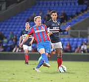 Aki Rihillhti and Luka Tankulic - Crystal Palace v Dundee - Julian Speroni testimonial match at Selhurst Park<br /> <br />  - © David Young - www.davidyoungphoto.co.uk - email: davidyoungphoto@gmail.com