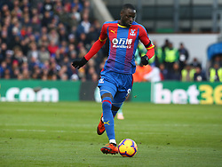 October 28, 2018 - London, England, United Kingdom - London, England - October 28, 2018.Crystal Palace's Cheikhou Kouyate .during Premier League between Crystal Palace and Arsenal at Selhurst Park stadium , London, England on 28 Oct 2018. (Credit Image: © Action Foto Sport/NurPhoto via ZUMA Press)