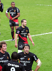 Stade Toulousain v Toulon, Top 14 Rugby, 10eme Journee, Stade Ernest Wallon, Toulouse, 15th November 2008.