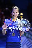 Nozomi Okuhara, Japan, Winner, Yonex All England, Singles, 2016,