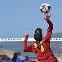 USC Beach Volleyball v UCLA | Zuma Beach