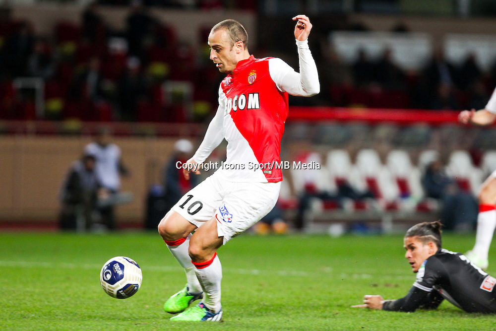Dimitar BERBATOV  - 14.01.2015 - Monaco / Guingamp - 1/4Finale Coupe de la Ligue<br /> Photo : Jean Christophe Magnenet / Icon Sport