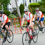 June 15, 2014 - Maine : Day Three. Scenes from the 30th Annual Trek Across Maine, a fundraiser of the American Lung Association. CREDIT: Karsten Moran for the American Lung Association of Maine