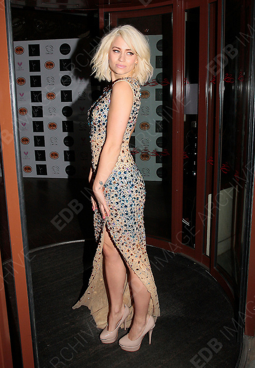 12.MARCH.2013. LONDON<br /> <br /> CELEBRITIES ATTEND THE RELAUNCH OF KIMBERLY WYATT'S BEAUTIFUL MOVEMENTS COSMETICS MINERAL MAKE UP RANGE HELD AT THE SANCTUM HOTEL IN SOHO, LONDON.<br /> <br /> BYLINE: EDBIMAGEARCHIVE.CO.UK<br /> <br /> *THIS IMAGE IS STRICTLY FOR UK NEWSPAPERS AND MAGAZINES ONLY*<br /> *FOR WORLD WIDE SALES AND WEB USE PLEASE CONTACT EDBIMAGEARCHIVE - 0208 954 5968*