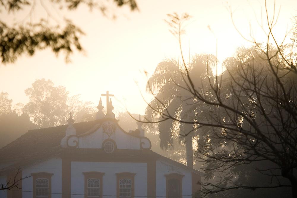 Tiradentes_MG, Brasil.<br /> <br /> Igreja Nossa Senhora das Merces em Tiradentes, Minas Gerais.<br /> <br /> Nossa Senhora das Merces in Tiradentes, Minas Gerais.<br /> <br />  Foto: JOAO MARCOS ROSA / NITR