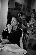 FATIMA MALEKI, Dinner to celebrate the 10th Anniversary of Contemporary Istanbul Hosted at the Residence of Freda & Izak Uziyel, London. 23 June 2015