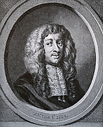Anthony Heinsius (1641-1720) was the first pensionary of Delft, his hometown.  He joined in 1681as special envoy to Paris, after the death of Gaspar Fagel, pensionary of Holland, which office he held, until his death.  He studied with Prins Eugenius of Savoy and Marlborough the course of the Spanish Succession war.
