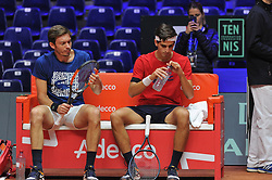 November 22, 2018 - France - Finale Coupe Davis 2018 - Herbert - Mahut - France (Credit Image: © Panoramic via ZUMA Press)