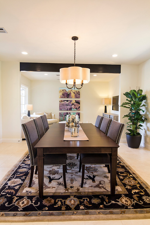 Rancho Mirage Home Interior with Patircia Lockwood Interiors.  Interior Design Society, Palm Springs IDS