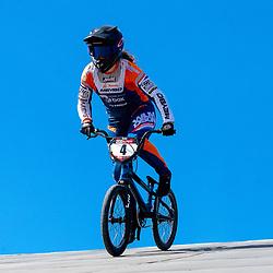 05-05-2020: Wielrennen: BMX KNWU: Papendal<br />Judy Baauw