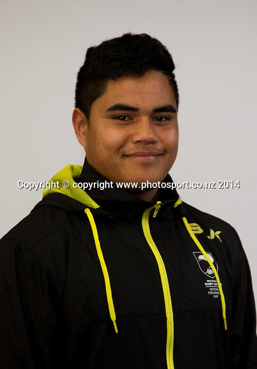 NZRL National Performance Camp U18's, Rotorua, New Zealand. Sunday, 13 July, 2014. Photo: John Cowpland / photosport.co.nz