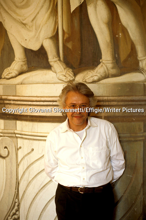 Gianni D'Elia<br /> <br /> <br /> 18/06/2007<br /> Copyright Giovanni Giovannetti/Effigie/Writer Pictures<br /> NO ITALY, NO AGENCY SALES