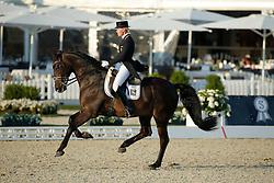 Frenzen Annabel, (GER), Cristobal 14<br /> Grand Prix U25<br /> CDIO Hagen 2015<br /> © Hippo Foto - Stefan Lafrentz