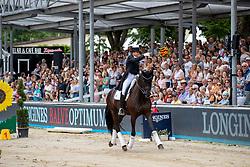Schneider Dorothee (GER)<br /> Balve - Longines Optimum 2019<br /> Verleihung zum Reitmeister<br /> 16. Juni 2019<br /> © www.sportfotos-lafrentz.de/Stefan Lafrentz