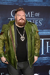 Kristian Nairn at the Game of Thrones Season 6 Premiere Screening at the TCL Chinese Theater IMAX on April 10, 2016 in Los Angeles, CA. EXPA Pictures © 2016, PhotoCredit: EXPA/ Photoshot/ Kerry Wayne<br /> <br /> *****ATTENTION - for AUT, SLO, CRO, SRB, BIH, MAZ, SUI only*****