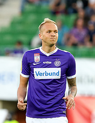 05.05.2018, Ernst Happel Stadion, Wien, AUT, 1. FBL, FK Austria Wien vs FC Flyeralarm Admira, 33. Runde, im Bild Raphael Holzhauser (FK Austria Wien) // during Austrian Football Bundesliga Match, 33rd Round, between FK Austria Vienna and FC Flyeralarm Admira at the Ernst Happel Stadion, Vienna, Austria on 2018/05/05. EXPA Pictures © 2018, PhotoCredit: EXPA/ Alexander Forst