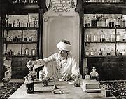 Hasan Ali Omran, Traditional Perfumer and my Perfume Mentor and inspiration.