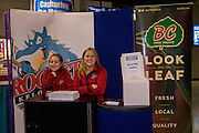 KELOWNA, CANADA - NOVEMBER 18:  BC Tree Fruits Promotion at the Kelowna Rockets game on November 18, 2016 at Prospera Place in Kelowna, British Columbia, Canada.  (Photo By Cindy Rogers/Nyasa Photography,  *** Local Caption ***