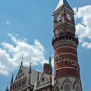 Jefferson Market clock tower