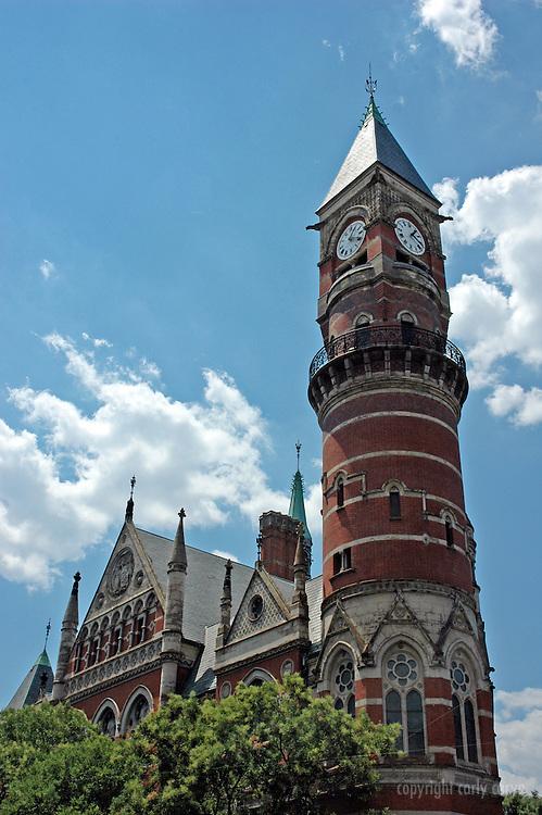 Jefferson Market clock tower
