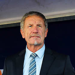 Stuart Baxter, head coach of South Africa during the 2019 Africa Cup of Nations Finals game between Ivory Coast and South Africa at Al Salam Stadium in Cairo, Egypt on 24 June 2019  <br /> Photo : Icon Sport