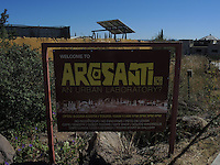High Desert Test Sites 2013. Arcosanti, AZ.