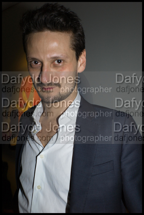 DAVID BIRKIN, Julia Peyton-Jones, Hans Ulrich Obrist and Coach host the Serpentine Future Contemporaries Party. Serpentine Sackler Gallery. Kensington Gdns. London. 21 February 2015