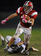 Keystone at Firelands varsity football on October 7, 2011.