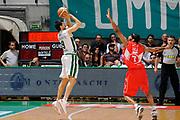 DESCRIZIONE : Siena Lega A 2008-09 Playoff Finale Gara 2 Montepaschi Siena Armani Jeans Milano<br /> GIOCATORE : Marco Carraretto<br /> SQUADRA : Montepaschi Siena<br /> EVENTO : Campionato Lega A 2008-2009 <br /> GARA : Montepaschi Siena Armani Jeans Milano<br /> DATA : 12/06/2009<br /> CATEGORIA : three points<br /> SPORT : Pallacanestro <br /> AUTORE : Agenzia Ciamillo-Castoria/G.Ciamillo