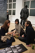 TAMARA CORN; ALESSANDRA MODIAN; ADINA DRINCEANU, Zhao Yao, Spirit Above All. Pace Soho, Lexington St. London. 11 February 2013