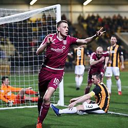 East Fife v Arbroath, Scottish League One, 26 February 2019