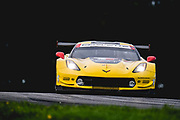 May 4-6 2018: IMSA Weathertech Mid Ohio. 3 Corvette Racing, Corvette C7.R, Jan Magnussen, Antonio Garcia