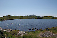 Lake in Connemara County Galway Ireland