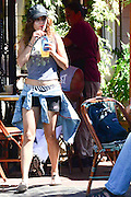 14.SEPTEMBER.2013. SHERMAN OAKS<br /> <br /> VANESSA HUDGENS SPOTTED LEAVING A JUICE BAR IN SHERMAN OAKS.<br /> <br /> BYLINE: EDBIMAGEARCHIVE.CO.UK<br /> <br /> *THIS IMAGE IS STRICTLY FOR UK NEWSPAPERS AND MAGAZINES ONLY*<br /> *FOR WORLD WIDE SALES AND WEB USE PLEASE CONTACT EDBIMAGEARCHIVE - 0208 954 5968*