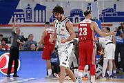 Luca Vitali<br /> A   X Armani Exchange Milano - Leonessa Germani Brescia<br /> LBA Lega Basket Serie A<br /> Zurich Connect Supercoppa 2018<br /> Brescia, 29/09/2018<br /> Foto MarcoBrondi / Ciamillo-Castoria
