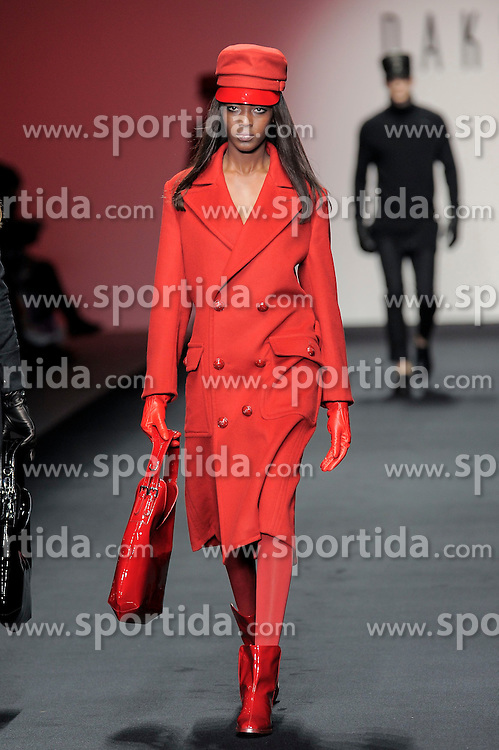 DAKS at London Fashion Week Day 01, 20-02-2015, England, UK. EXPA Pictures &copy; 2015, PhotoCredit: EXPA/ Photoshot/ Mr Tickle<br /> <br /> *****ATTENTION - for AUT, SLO, CRO, SRB, BIH, MAZ only*****