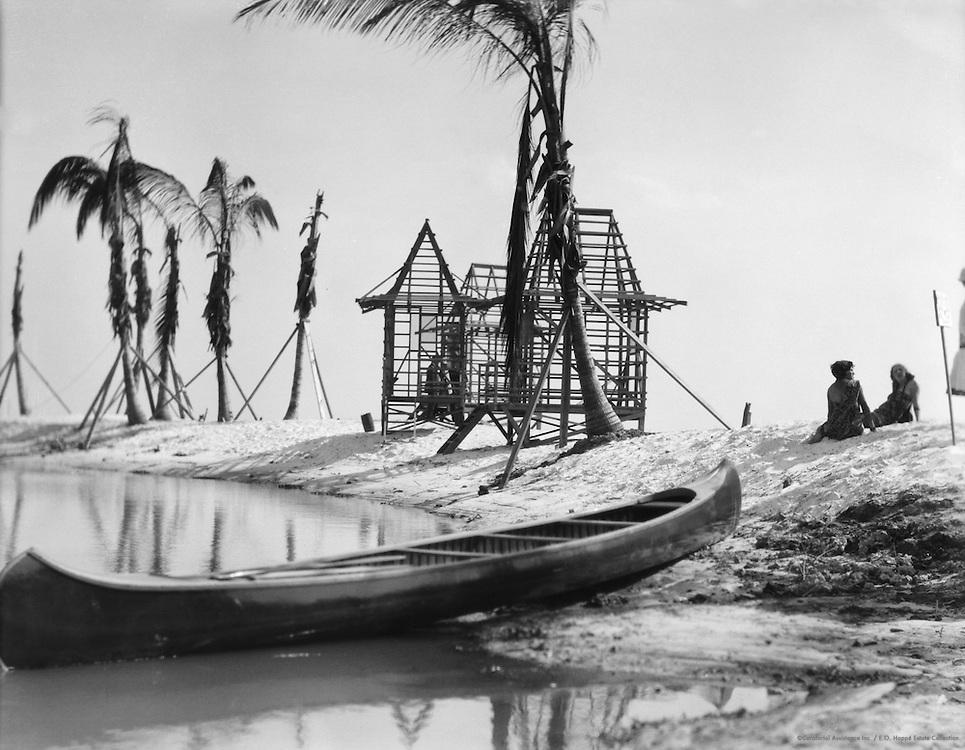 Tahiti Beach, Coral Gables, Florida, USA, 1926