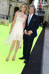 GUY SANGSTER and FIONA SANGSTER at the preview party for The Royal Academy Of Arts Summer Exhibition 2013 at Royal Academy of Arts, London on 5th June 2013.