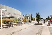 Hugh and Hazel Darling Library at Azusa Pacific University