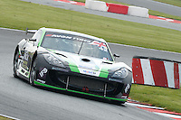 #42 Rick Parfitt Jr/Tom Oliphant - Century Motorsport, Ginetta G55 GT4 in race 1 for the 2014 British GT Championship at Oulton Park, Little Budworth, Chesihre, United Kingdom. 19th & 20th April 2014. World Copyright: Peter Taylor/PSP. Copy of publication required for printed pictures. Every used picture is fee-liable.  http://archive.petertaylor-photographic.co.uk