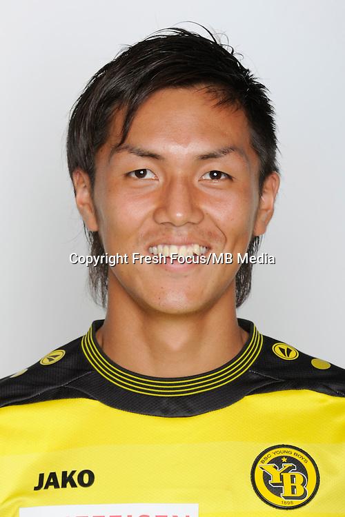 10.07.2013; Bern; Fussball Super League - Portrait BSC Young Boys Bern; <br />Yuya Kubo (YB)<br />(Urs Lindt/freshfocus)