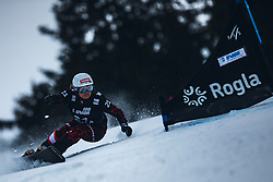 RIEGLER Claudia (AUT) during FIS alpine snowboard world cup 2019/20 on 18th of January on Rogla Slovenia<br /> Photo by Matic Ritonja / Sportida