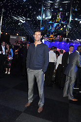 F1 driver MARK WEBBER at the F1 Party in aid of Great Ormond Street Hospital Children's Charity held at Battersea Evolution, Battersea Park, London on 4th July 2012.