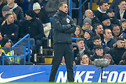 Fourth Official David Coote during the Premier League match between Chelsea and Arsenal at Stamford Bridge, London, England on 21 January 2020.