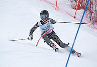 Tony Buttinger Memorial Slalom race at Gunstock Ski Club  February 12, 2012.