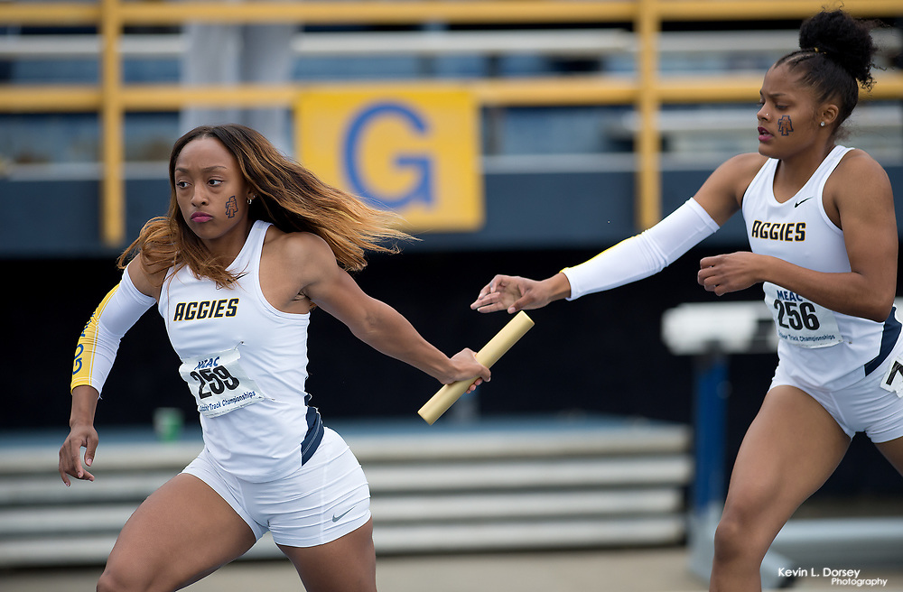 2017 MEAC Outdoor Track & Field Championships (Day 3) \ - Photo by: Kevin L. Dorsey
