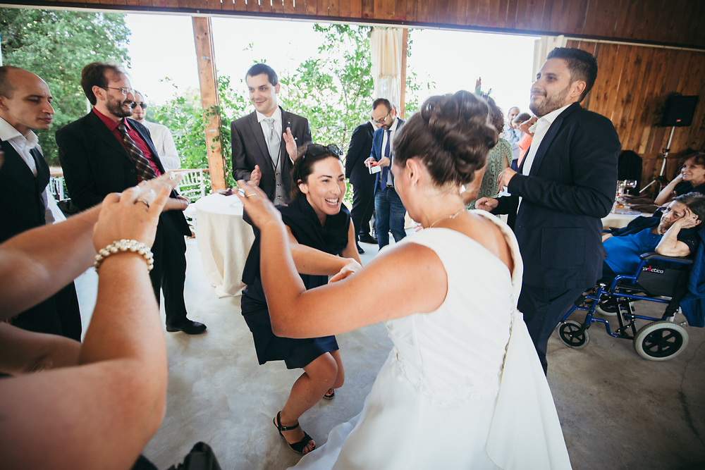 Nicole and Riccardo get married in Tempio del Sole, San Salvatore Church, the party is in Pallocco close by Montecastrilli (TR)